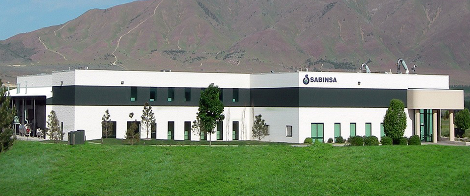 Sabinsa Corporation Utah