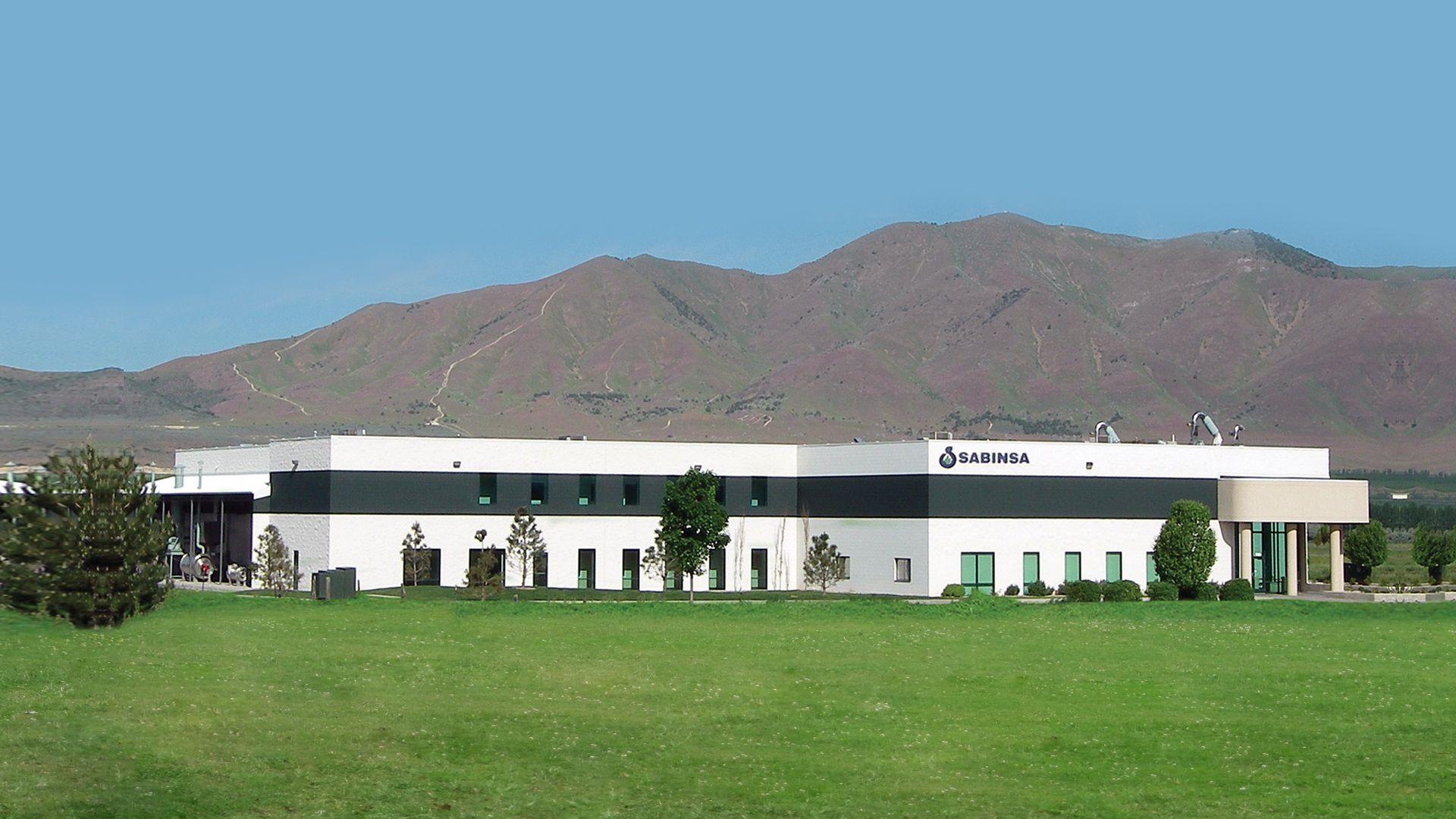Sabinsa Manufacturing Utah