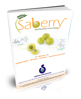 Saberry™: ORAC Dense Phytonutrient™