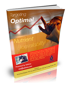 Targeting Optimal Nutrient Absorption with Phytonutrients