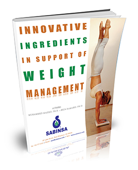Innovative Ingredients In Support of Weight Management