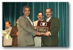Kerala Association of New Jersey Honors Dr. Muhammed Majeed